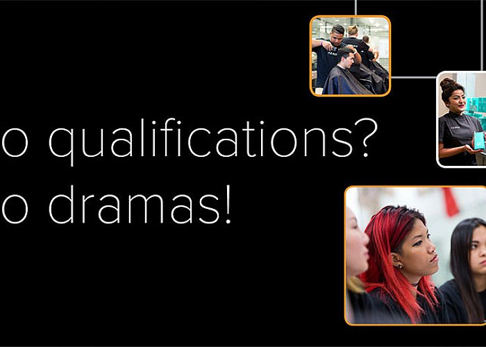 new zealand certificate in salon skills introductory level 2 salon assistant - Salon Assistant